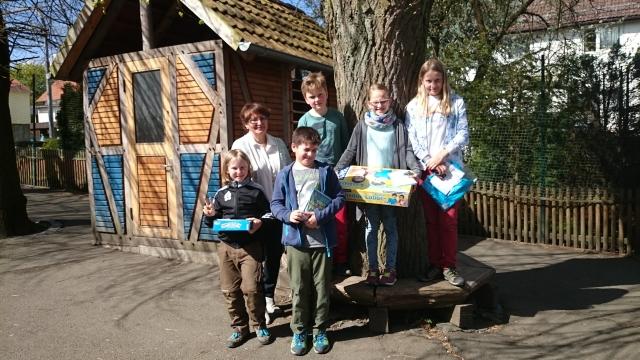 Gewinner des Mathematikwettbewerbs